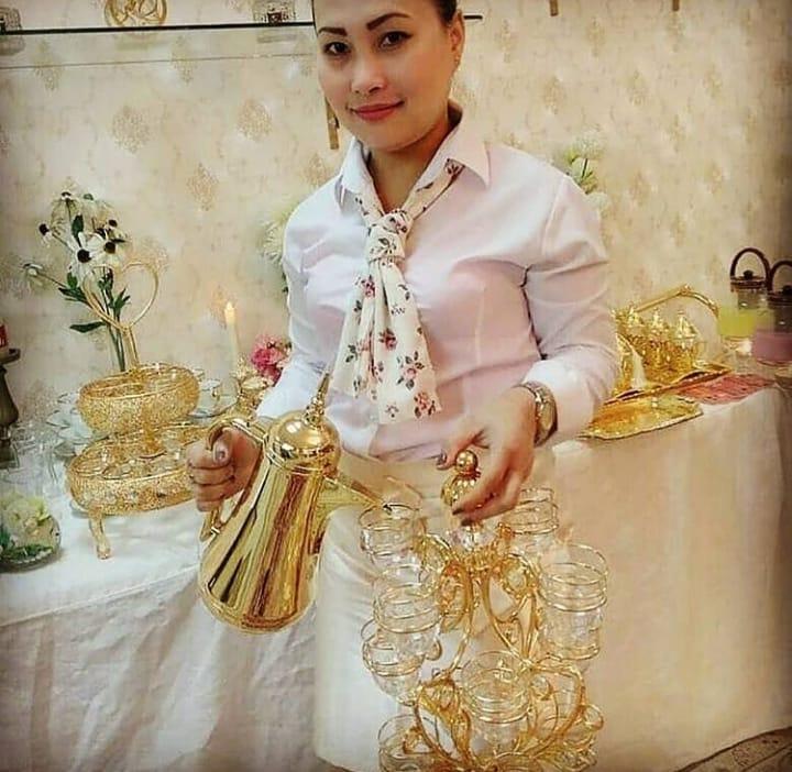 خدمة شاى وقهوة الكويت